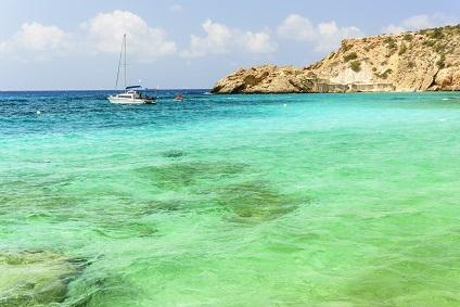 Sailing in Ibiza - Sail along the Ibiza Island