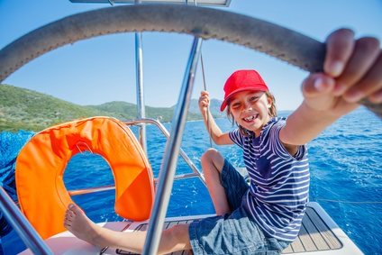 Yacht Vacation with Kids - Safe Sailing With Children | YACHTICO.com