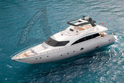 Crewed Yacht Charter Milazzo - Luxury Yacht Rentals Italy
