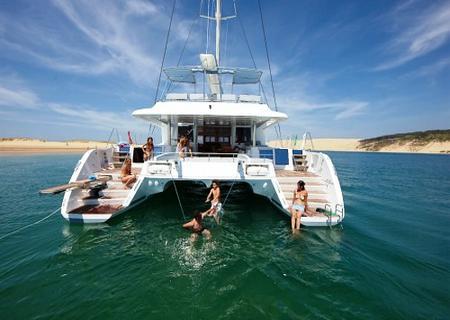 Luxury Catamaran Rentals