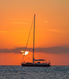 Sailboat Charter Caribbean - Sailing in the Caribbean